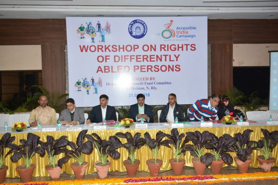 Workshop on Rights of Differently Abled Persons