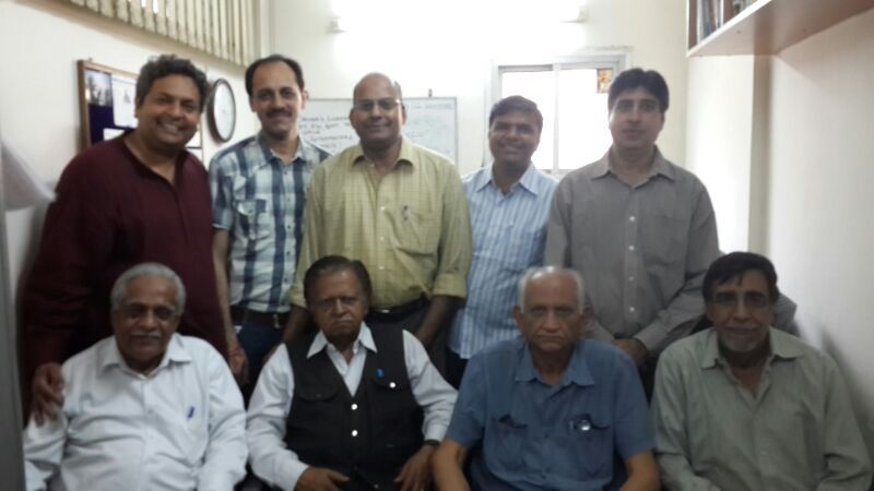All India Federation of The Deaf Team Visited NAD's Office