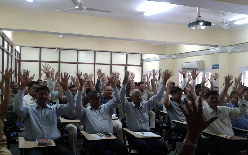 Sign Language Program for Delhi Police Station