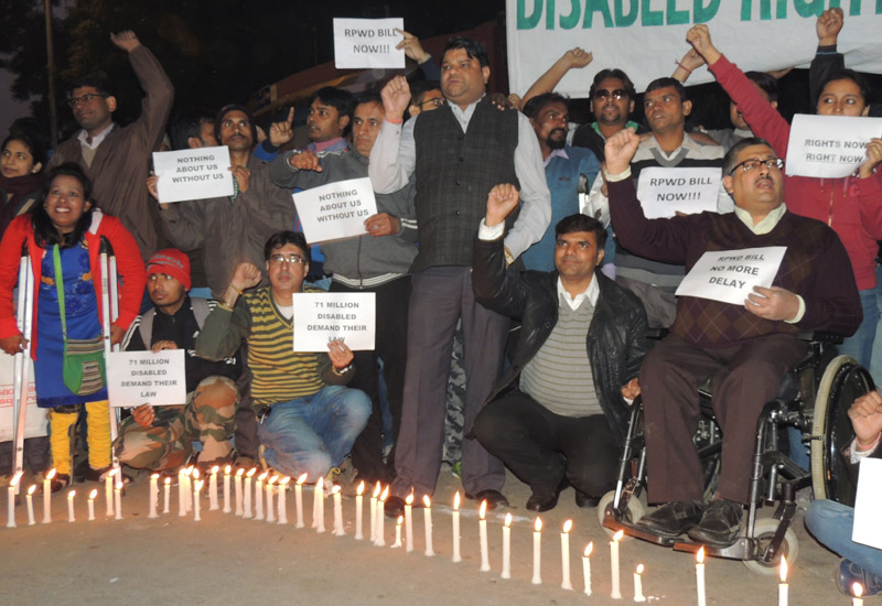 The Cabinet expedite the Passage of  the Rights of Persons with Disabilities Bill 2014