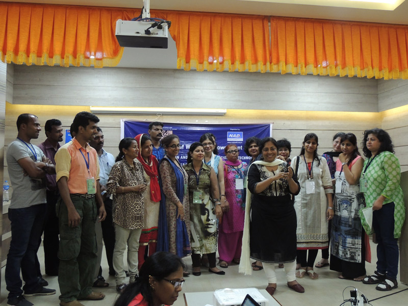 6th National Deaf Women Empowerment Seminar PROTECT DEAF WOMEN AND GIRL COMMUNICATION AND TECHNOLOGY