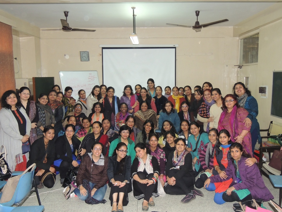 NATIONAL WORKSHOP ON EMPOWERMENT OF DEAF WOMEN