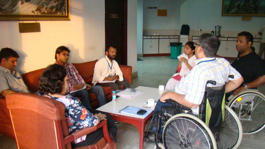 Core Commitee of National Disability Network (NDN)