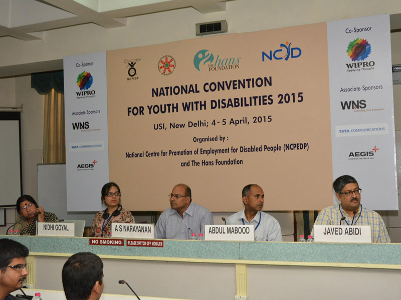3rd National Convention for Youth with Disabilities