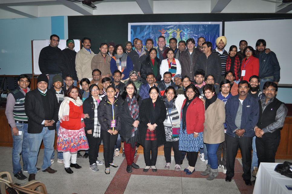 4th National Workshop on the Grassroots Deaf Leadership 2013
