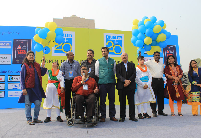 World Disabled Day 2015